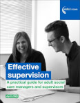 Effective supervision guide