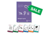 SALE: Learning through Work guide - for managers